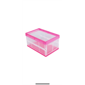 Jual Wadah Penyimpanan Serbaguna VICTORY Folding Medium Pink