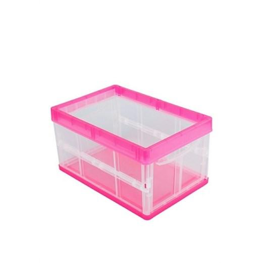 Wadah Penyimpanan Serbaguna VICTORY Folding Medium Pink