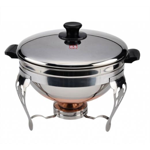 Jual Pemanas Makanan Chafing Dish MASPION Deep Soup Bowl 28cm
