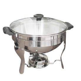 Jual Pemanas Makanan Chafing Dish MASPION Panda Deep Soup Bowl 22cm