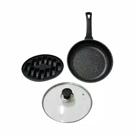 Jual OTAZA JET SET 2 IN 1 PUKIS MAKER AND FRY PAN