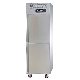 Jual Kulkas Upright Freezer Stainless Steel STARCOOL SLLD4-450F 2 Door