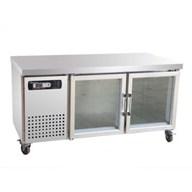 Jual Undercounter Chiller Stainless Steel STARCOOL SLLZ4-1500L2