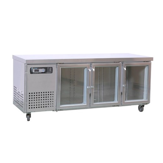 Jual Undercounter Chiller Stainless Steel STARCOOL SLLZ4-1800L3