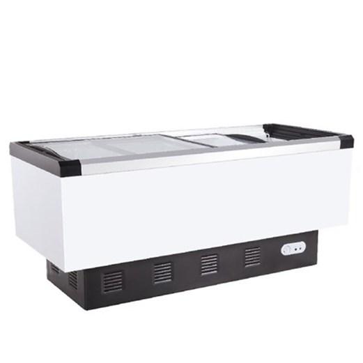 Jual Kulkas Sliding Flat Glass Freezer GEA SD-566BP