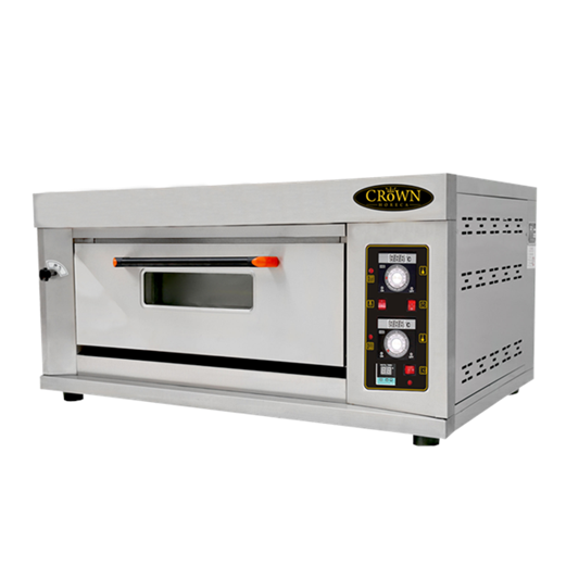 Jual Electric Oven Pizza 1 Deck CROWN WP-10E