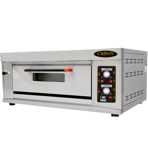 Jual Gas Oven Pizza 1 Deck CROWN WP-10G
