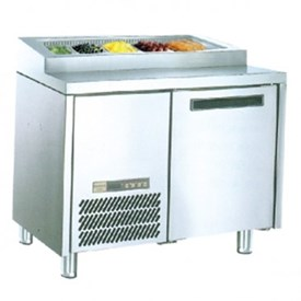 Jual UNDER COUNTER CHILLER FOR SALADS AND PIZZA GEA PW-10