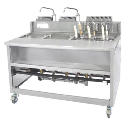 Jual Gas Noodle Cooker Plus Soup Tank GETRA MPN-6C2S
