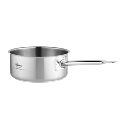 Jual Panci BIMA Chefs Shallow Sauce Pan BP1900724 4,5Liter