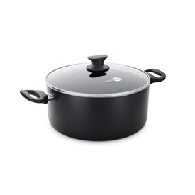 Jual Panci Cvd Casserole Cambridge Black GREENPAN 22cm
