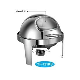 Jual Pemanas Makanan Chafing Dish GETRA YF 721 KS