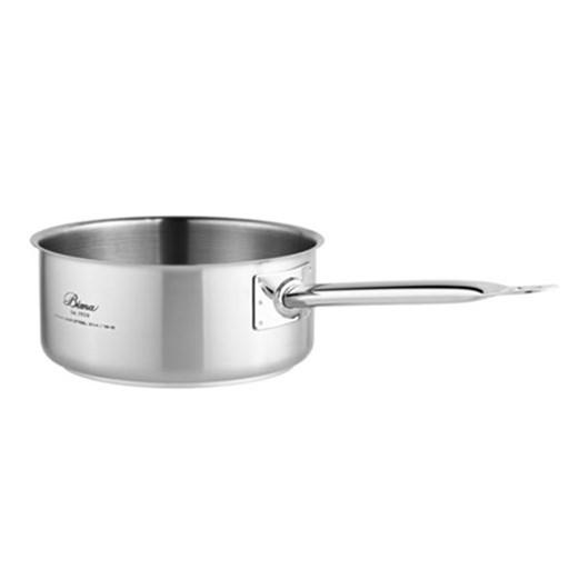 Jual Panci BIMA Chefs Shallow Sauce Pan BP1900718 2Liter