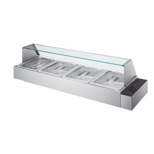 Jual Bain Marie Table Top GETRA TB-4