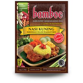 Jual Bumbu Masak BAMBOE Nasi Kuning
