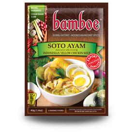 Jual Bumbu Masak BAMBOE Soto Ayam
