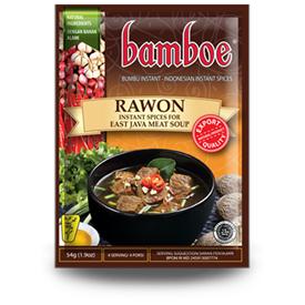 Jual Bumbu Masak BAMBOE Rawon