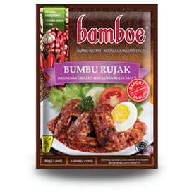 Jual Bumbu Masak BAMBOE Rujak