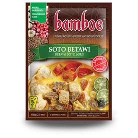 Jual Bumbu Masak BAMBOE Soto Betawi
