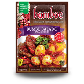 Jual Bumbu Masak BAMBOE Bumbu Balado
