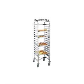Jual Trolley Bakery Stainless GETRA BPT-15