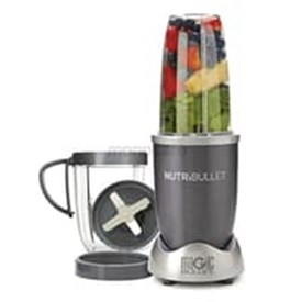 Jual Blender Nutribullet 600W 8 Piece Set Grey