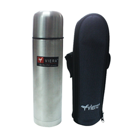 Jual Termos VIERA Vacuum Flask With Bag TMS91-002