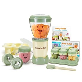 Jual Food Processor NUTRIBULLET Baby Bullet