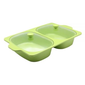 Jual Mangkuk Buffet Set Double DRAGON MELAMINE PS0701 - 12pcs