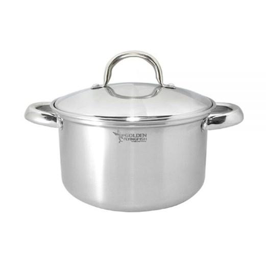 Jual Panci Sauce Pot Stainless 20cm DRAGON MELAMINE STPC0420 - 12pcs