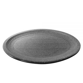 Jual Piring Oval Stone 12 inch DRAGON MELAMINE P6412A - 12pcs