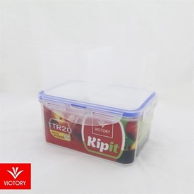 Jual Kotak Makan Locking Kipit VICTORY TTR 20 With Divider