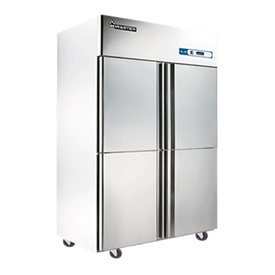 Jual Kulkas Upright Freezer WIRATECH URF-900-4D