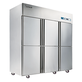 Jual Kulkas Upright Freezer WIRATECH URF-1500-6D