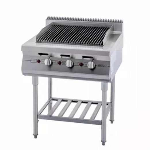 Jual Gas Open Griddle & Broiler With Stand GETRA RSD-3