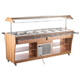 Jual Island Salad Bar GEA RTS-2150L