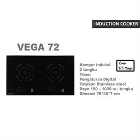 Jual Kompor Induksi DIAMANTE Vega 72