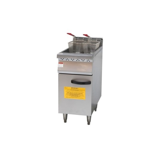 Jual Free Standing Gas Deep Fryer GETRA GF-20-FS