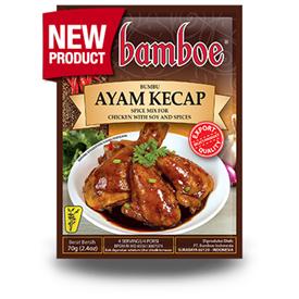 Jual Bumbu Masak BAMBOE Ayam Kecap