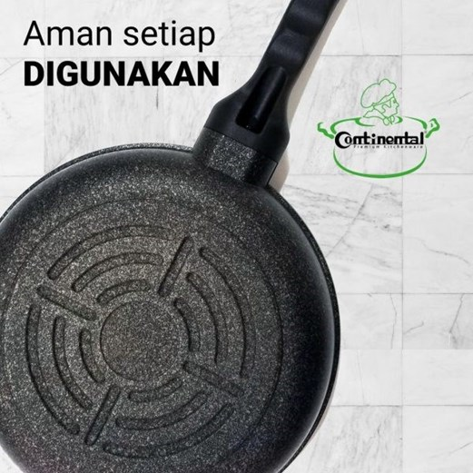 Wajan Frying Pan 24cm CONTINENTAL C6727C