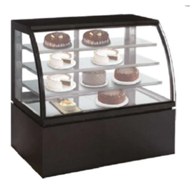 Jual Curve Glass Cake Showcase GEA DS-950