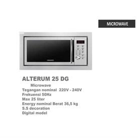 Jual Microwave DIAMANTE Alterum 25 DG