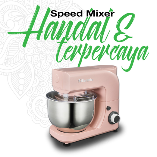Stand Mixer RB ELECTRONICS RM-800W Single