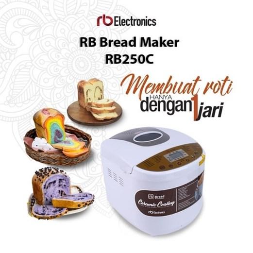 Mesin Pembuat Roti RB ELECTRONICS RB-250C