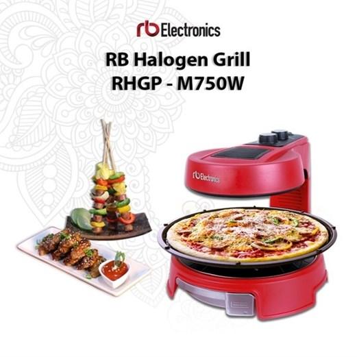 Mesin Pemanggang Halogen Grill RB ELECTRONICS