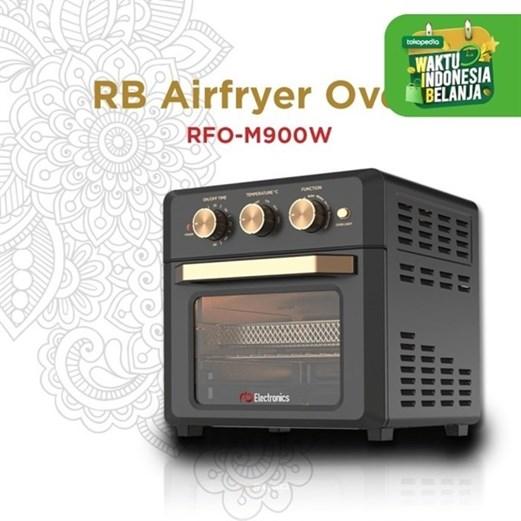 Jual Air Fryer Oven Multifungsi RB ELECTRONICS RFO-M900W