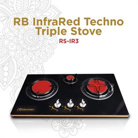 Jual Kompor Tanam RB ELECTRONICS Infra Red Techno RS-IR3