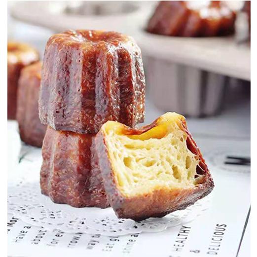 Loyang Canelle LISSE PREMIUM BAKEWARE Cake Mould 9 Cup