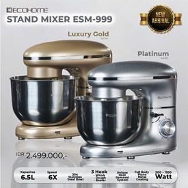 Jual Stand Mixer ECOHOME ESM 999