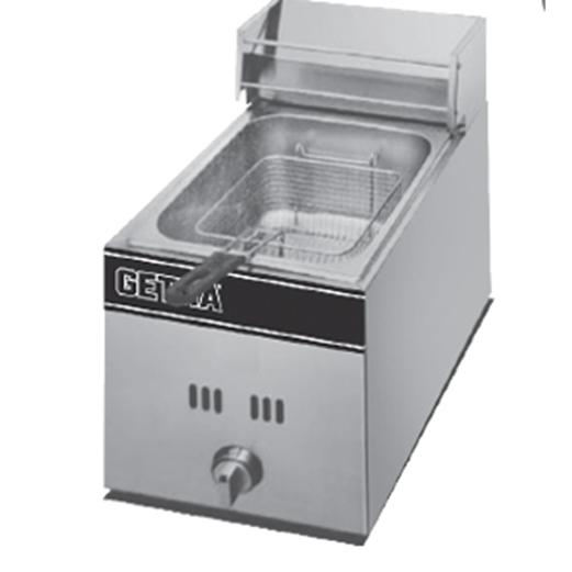Jual  Gas Deep Fryer GETRA GF-101G